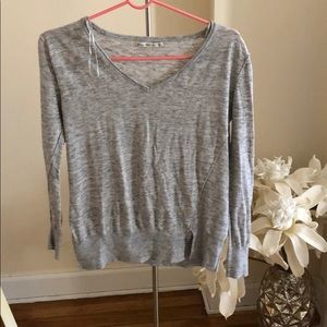 Zara gray knit